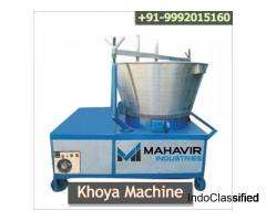 High-Quality Khoya Machine Manufacturers in India