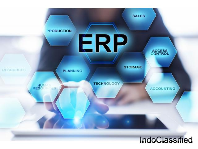 Get Affordable and Efficient ERP Software by ACCURATE INFOSOFT
