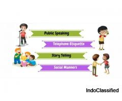 Join Personality Development Courses For Kids