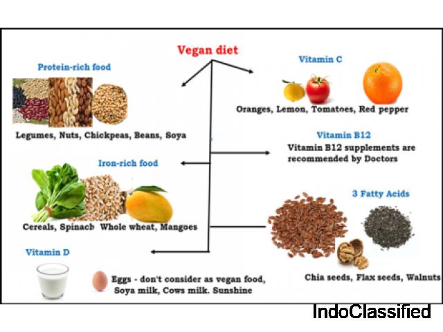 Plant Based Diet Food List - 1