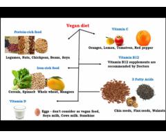 Plant Based Diet Food List