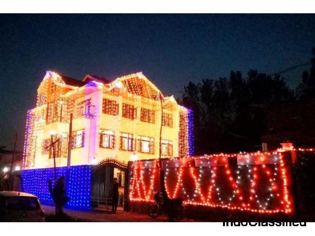 Christmas Lighting Bangalore, Ganapathi Lighting Bangalore, Temple Lighting Bangalore