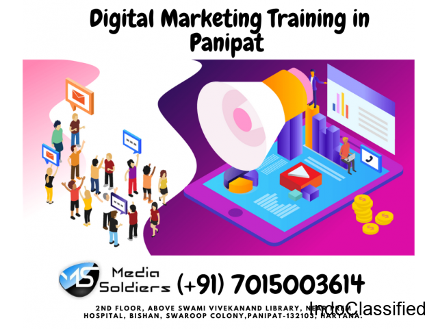 Digital Marketing Institute in Panipat