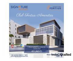 Signature Fortius 2bhk flats in Patancheruvu | Signature Avenues