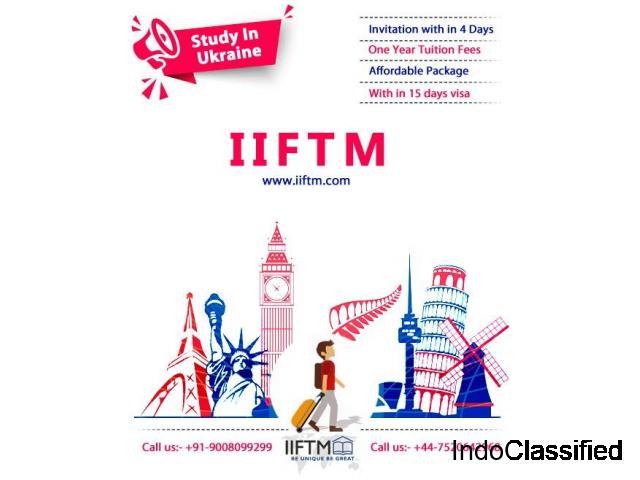 Study in ukraine | Study Visa and English language and culture program- IIFTM