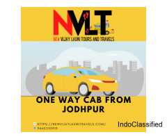 One Way Taxi From Jodhpur | New Vijay Laxmi Travels