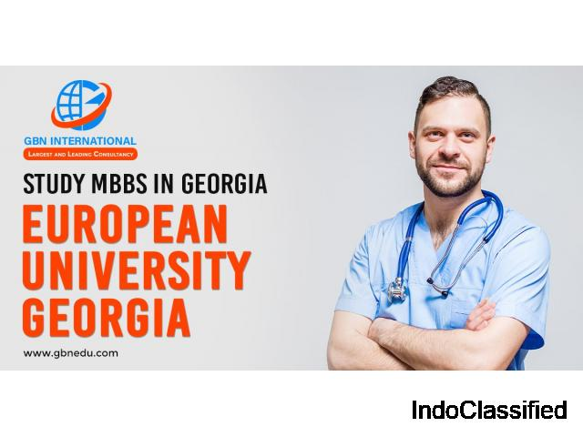 Study MBBS in Georgia   European University   GBN International