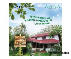 Anamala Homestay - Best Homestay in Kerala, Gold House Certified