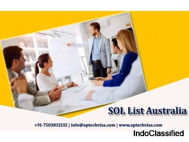 SOL List Australia to Apply for PR