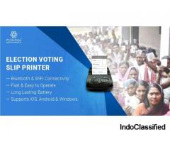 Election Voting Slip Printer