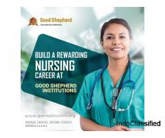 General Nursing & Midwifery Admission in Bangalore