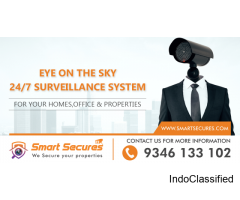 cctv camera installation services in hyderabad - Smart secures