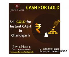 Gold Buyer in Chandigarh | Cash For Gold in Chandigarh - Jewel House