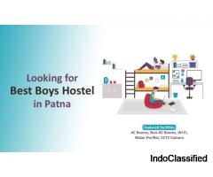 Best Boys Hostel in Patna | Hostel for Boys in Boring Road