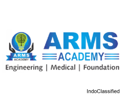 Top NEET Classes in Pune | ARMS Academy