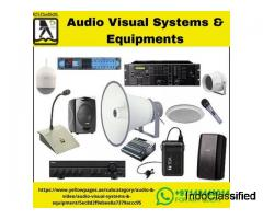 Audio Visual System Suppliers in UAE | AV Companies in Dubai