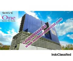 Wave One Master Plan, Commercial Projects Noida Expressway
