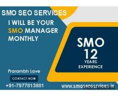 SMO Management Services in Bangalore