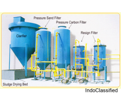 Effluent Water Treatment Plant Manufacturer & Suppliers