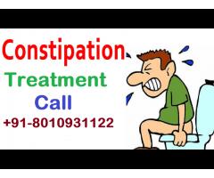 Constipation treatment in Gulmohar Park | 8010931122