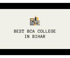 Best Bca college in bihar