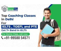 IELTS Coaching in Tilak Nagar Delhi