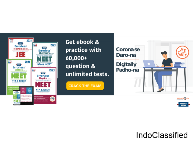 IIT JEE Books and NEET Books | Universal Book