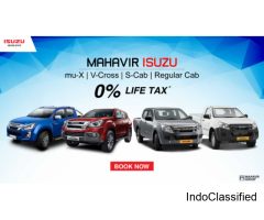 Mahavir Isuzu Showrooms in Madhapur, L B Nagar, Hyderabad