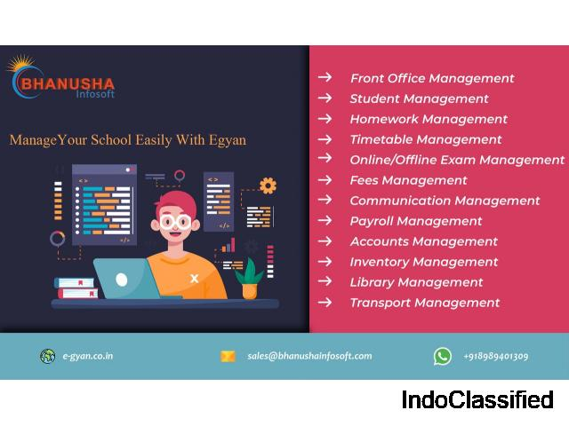 Education Management System Software | Call Now @8989401309