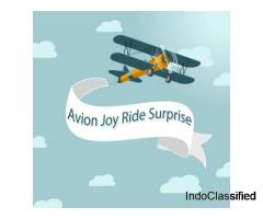 Joy Ride In Hyderabad, Surprise In the Sky with Joyride | Bookthesurprise