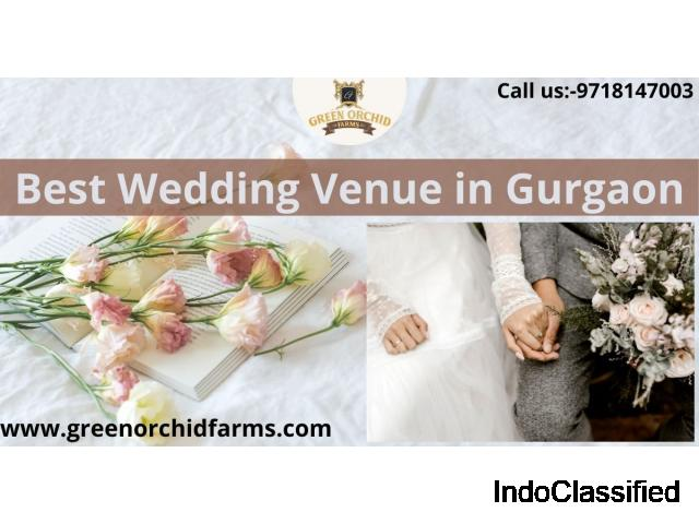 Searching for the Grand wedding with best wedding venue in Gurgaon.