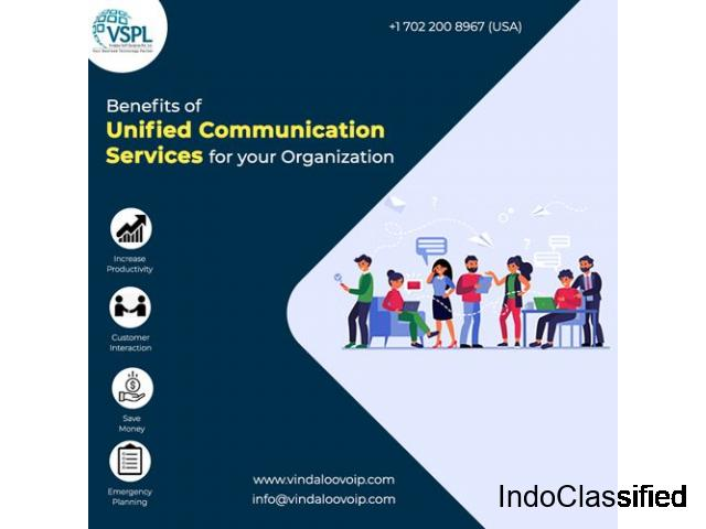 Benefits of Unified Communication Services for your Organization