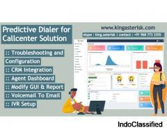 Predictive Dialer and Auto Dialer Solutions - Kingasterisk Technologies