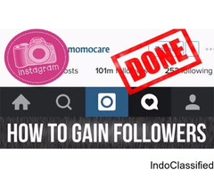 Buy Instagram Followers at Cheap Price | 100 - $2.00