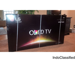 LG OLED55C6P Curved 55-Inch 4K Ultra HD Smart OLED TV (2016 Model)