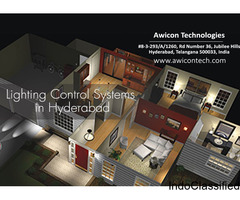 Home Lighting Control Systems in Hyderabad
