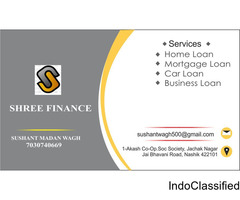 All types of Bank loan services