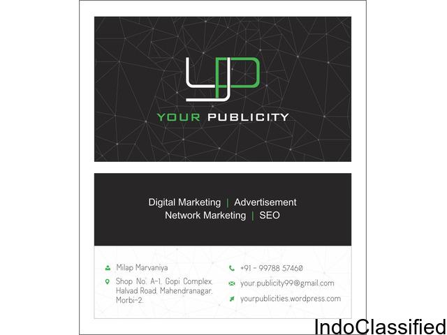 Best digital marketing services in Morbi