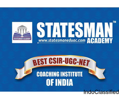 Statesman Academy - CSIR UGC NET Coaching in Chandigarh