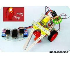 Brainy Toys - Online Training - Manufacturer of Robotic and Electronic Kits for Kids and Children