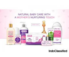 Best Holi Offers 2021 | Special Holi Sale: Get 25% Off on Baby Care Products