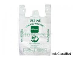 Biodegradable plastic bags manufacturer in India - Biogreen Bags