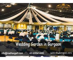 Royal Wedding Garden in Gurgaon - MadhavGarh Farms