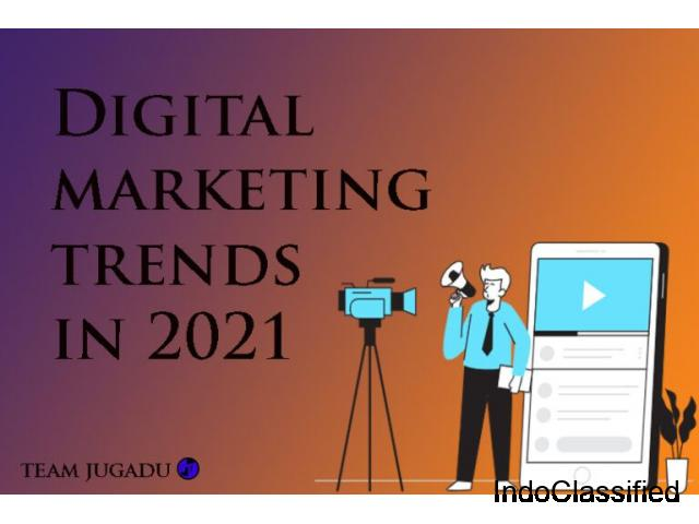 Digital Marketing Trends you Should Know in 2021