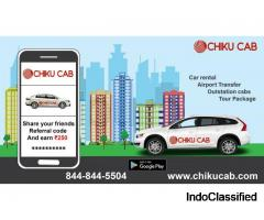 Get Best Deals at Delhi to Rishikesh Taxi with Chiku Cab
