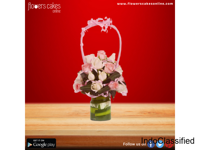 Order and Send Love and Romance Flowers to India, Send Flowers to India, Flowers for your Love