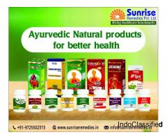 Ayurvedic and Herbal Product Manufacturer Company - Sunrise Remedies
