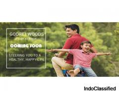 Godrej Woods 2BHK occupies a built-up area of 1255 sq ft