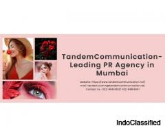 Tandem Communication Leading PR Companies in Mumbai