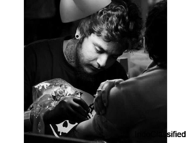 Koruink Best Tattoo Artist, Studio in Hyderabad